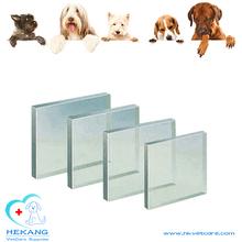 high quality 2.5mmPb, 3mmPb x ray lead glass
