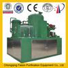 Advanced design and good material waste black oil purify Equipment