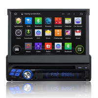 Android car radio 1 din dual core