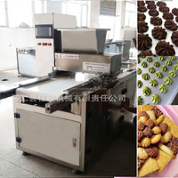 Cookies Making Machine/Wire Cutting Cookies Machine\biscuit and cookies making machine /Walnut Sweet Cake Molding Machine