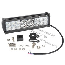 Best Auto Electrical System 4x4 LED Light Bar 56w Off Road Led Bar For Trucks
