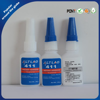 Excellent Peel Strength 411 Toughened Clear 20g Super CA Glue
