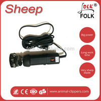CE UL certificate 380W blade protector available goat clipper
