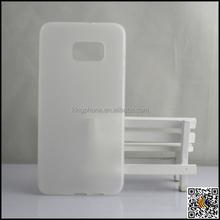 high quality custom tpu pc matte shockproof rock case for samsung s6 edge plus