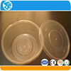 new brand plastic takeaway food container with lid for liquid food