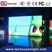 Ocean Light P3 Full Color Indoor SMD 3in1 Video Wall LED Screen/display /panel,video effects led display screen