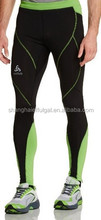2015 Mens high quality flat lock stitching long leg sports underwear