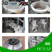 China casting and forging /stainless steel/cast iron wheels
