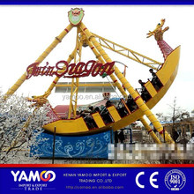 Crazing !!! Amusement Rides Real Pirate Ship For Sale