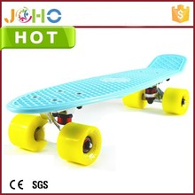 2015 New Toys Colorful cheap fiberglass skateboard for adults for sale