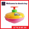 Solid color small spinning top Super Tops Spinners Turbo Peg Top