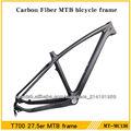 29er bicicletas de montaña marco de fibra de carbono piezas de bicicletas