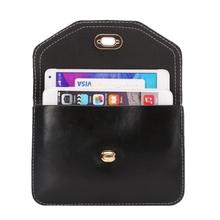 6.3 Inch Universal Custom Design Shoulder Bag for iPhone 6 Plus etc with Lock Design