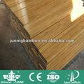 Dureté de plancher durable d'épaisseur./naturel strand woven plancher en bambou