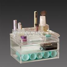 JACHOO clear acrylic makeup drawer organizers wholesale