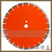 New Arrived diamond circular saw blade for asphalt cutting