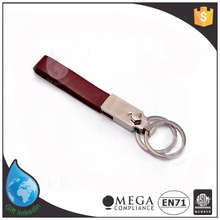 High quality leather key chain holder