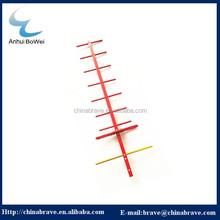 Oxidation aluminum alloy UHF Antenna 470-862MHz directional Outdoor TV Yagi antenna