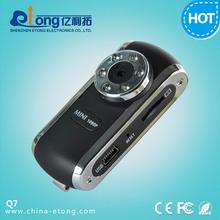 The Smallest Portable Surveillance Mini Clip 1080P Hidden Camera