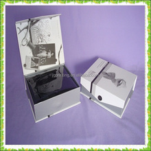 High Quality Custom Paper Material Gift Jewelry Luxury Box