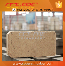 CCE FIRE Low Density High Alumina Insulating Fire Brick
