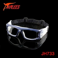 Wholesale Panlees anti-impact RX lens accepted basketball satefy goggle dribbling aid protective glasses for basketball sport