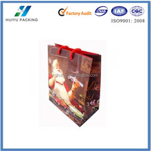 2015 brand new paper gift bags_christmas paper gift bags_paper shopping bags