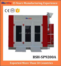 Popular design auto paint/paint booth from china/auto body prep station