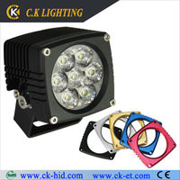 led waterproof 4wd parts led driving lights for truck