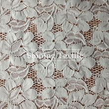 In Stock Elastic Narrow Lace Fabric For Garment