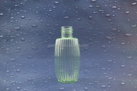 crystal empty small plastic pet bottle for olive oil