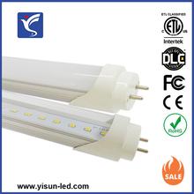 Eco energy LED T8 retrofit tubes 1200mm, DLC ETL FCC listed