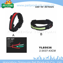 Cheap high quality led dog collar