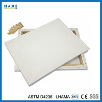 Wholesale Blank Stretched Canvas