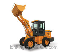 LG818D mini wheel loader