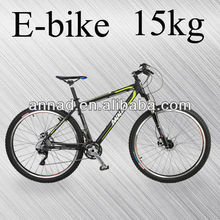 250w RWD motor mountain e bikes