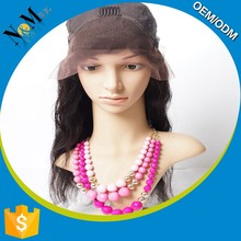 mannequin wig head,full lace wig with bangs