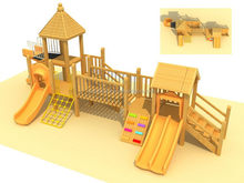 Best quality/useful/outdoor playground equipment forest