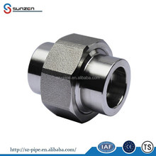 Socket Weld Pipe Fittings Union connector