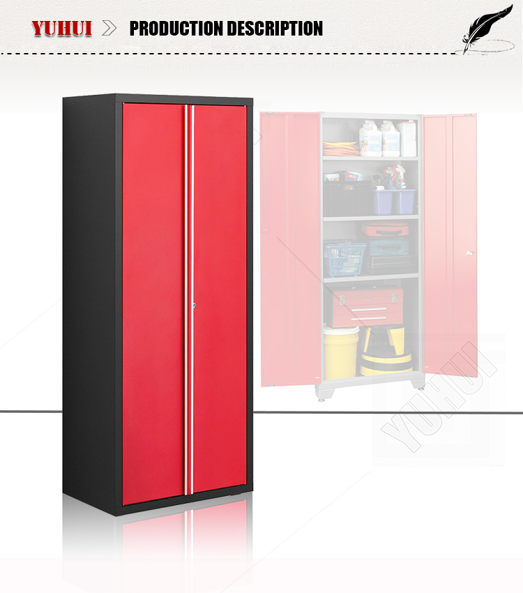 luoyang yuhui garage armoire m tallique garage m tallique armoire de rangement atelier armoire. Black Bedroom Furniture Sets. Home Design Ideas