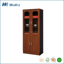 2015 hot sale wood cupboard design, book cupboard