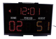wireless remote control Basketball led scoreboard