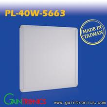 New TAIWAN Product LED lighting good quality CE Celing 40W Panel light