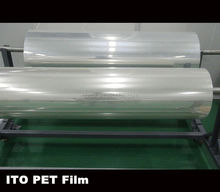 35ohm china manufacture transprent ito plastic sheet