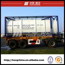 Liquid Nitrogen Offshore Tank Container