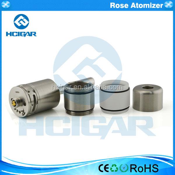 Excellent!Hcigar new rose v2 atomizer fit for slug clone praxis mod with kayfun v4