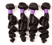 new products 2016 malaysian loose wave hair, loose wave virgin hair bundle deal