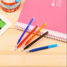 write fluent smooth ballpoint pen refill with all color ink refill