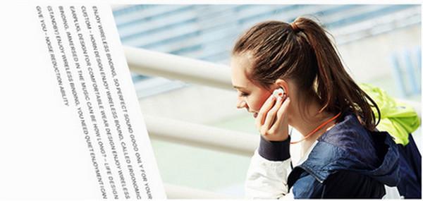Hot Bluetooth Earphone headset For iPhone Samsung,mini Bluetooth Earphone,wireless Earphone