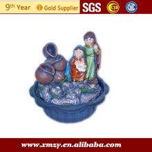 mueble pequeño de cerámica de decoración de la decoración